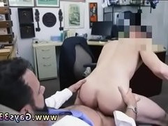 Gay men with big bush getting blowjobs Fuck Me In the Ass For Cash!