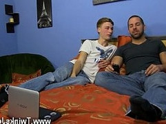 Penis cock gay young Preston Steel doesnt care to hear Hunter Starr