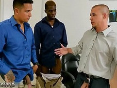 Black latino gay bathroom sex movies The squad that works together