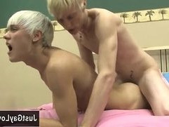Gay fucking with sexy thong He starts off uber cute and slow but picks up