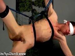 Thai gay free fuck clip Blindfolded Bum Boy Damien