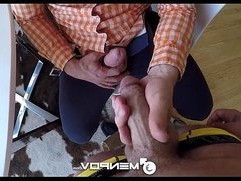 MenPOV Dirty Big Brother Adam Herst Fucks Joels Mason