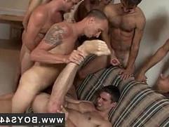 Gallery movie gay men and boy brazilian Hell raising Bukkake with