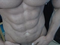 Demand you to worship my pecs armpits and cock