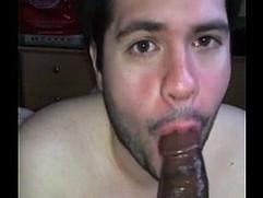 black dick white mouth