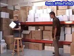 Naughty Warehouse Cocksuckers
