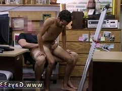 Free gay gangbang tgp Dude screams like a lady!