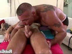 Rubgay My Muscule Man
